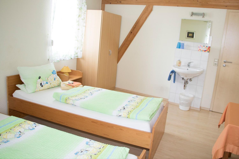 Einfaches-Doppelzimmer