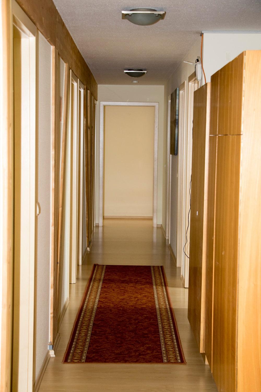 Gästehaus-Flur